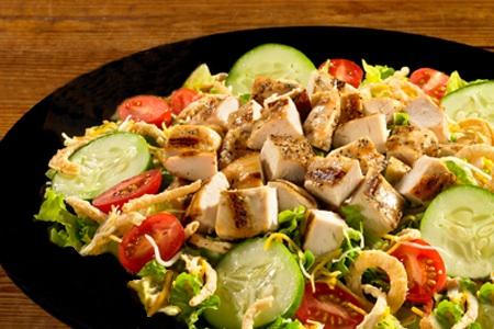 OMG I love salads.