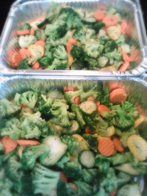 Mixed veggies