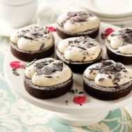 Chesapeake Choc Cream Tarts