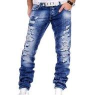 DL Broken Hole Jeans