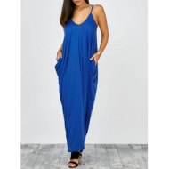 DL Fit Maxi Slip Dress