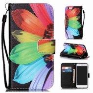 DL Floral Phone Leather Case
