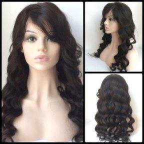 DL Human Hair Wig