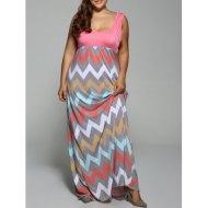 DL Plus Empire Waist Dress