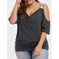 DL Plus Shoulder TShirt