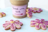 FoodStir Darling Daisy Cookies Kit