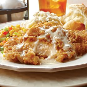 Omaha Steak Chicken Fried Chicken