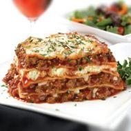 Omaha Steak Meat Lovers Lasagna