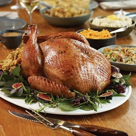Omaha Steak Turkey