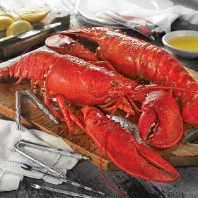 Omaha Steaks Maine Lobster