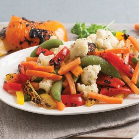 Omaha Steaks Veggies