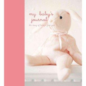 Walmart Pink Baby Journal